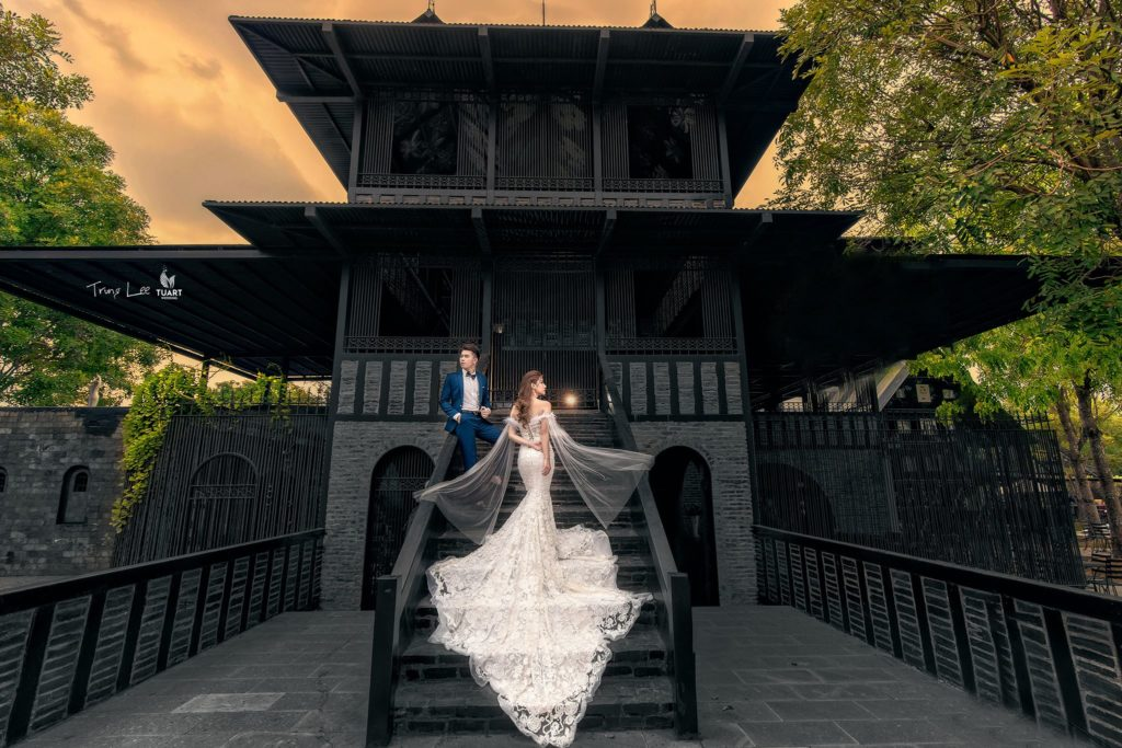 PRE WEDDING PHOTOGRAPHY IN HO CHI MINH CITY