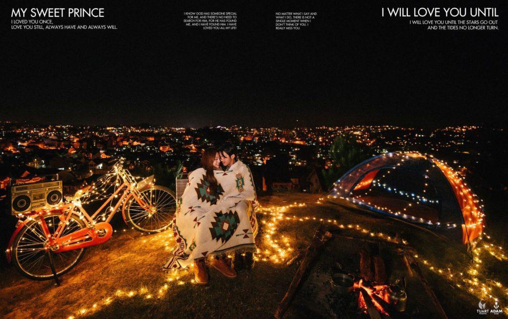 Album ảnh cưới tại Đà Lạt 11