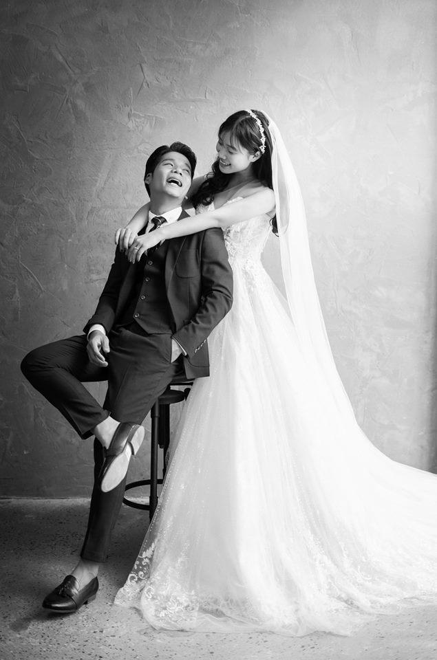 Album ảnh cưới theo phong cách Hàn Quốc 14