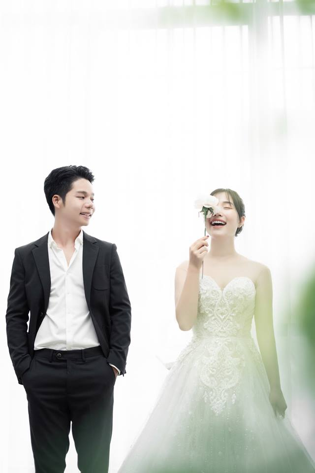 Album ảnh cưới theo phong cách Hàn Quốc 12