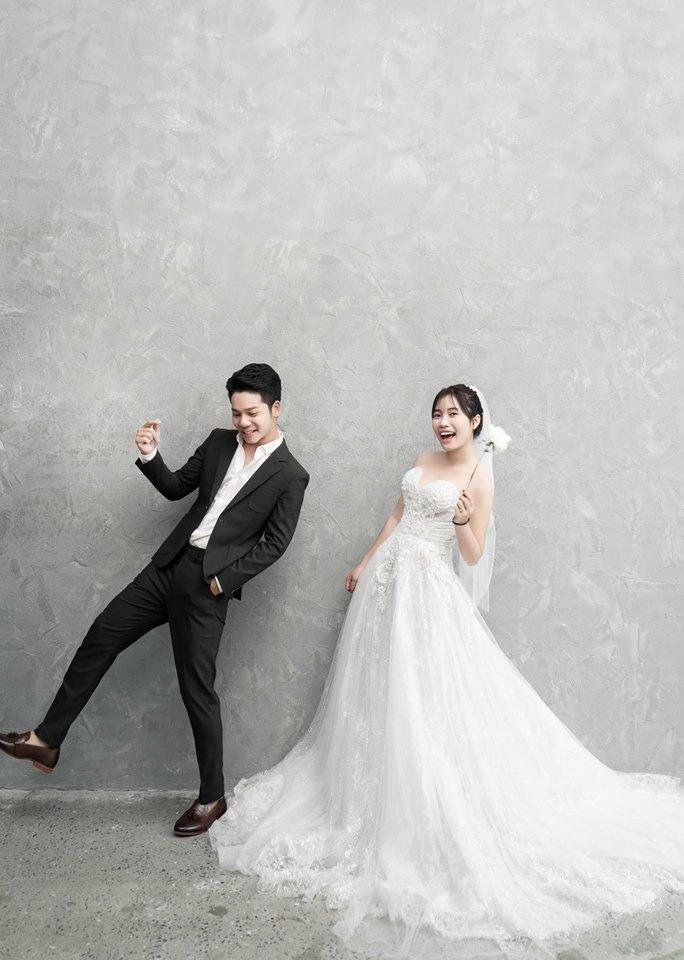 Album ảnh cưới theo phong cách Hàn Quốc 9