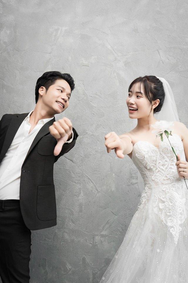 Album ảnh cưới theo phong cách Hàn Quốc 8