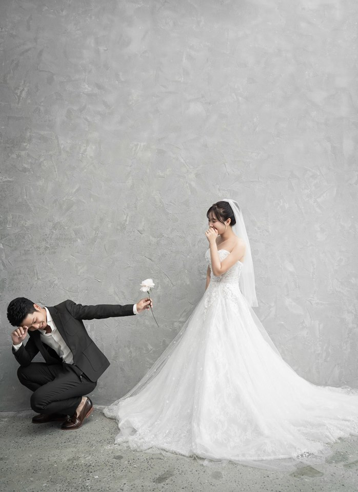 Album ảnh cưới theo phong cách Hàn Quốc 7