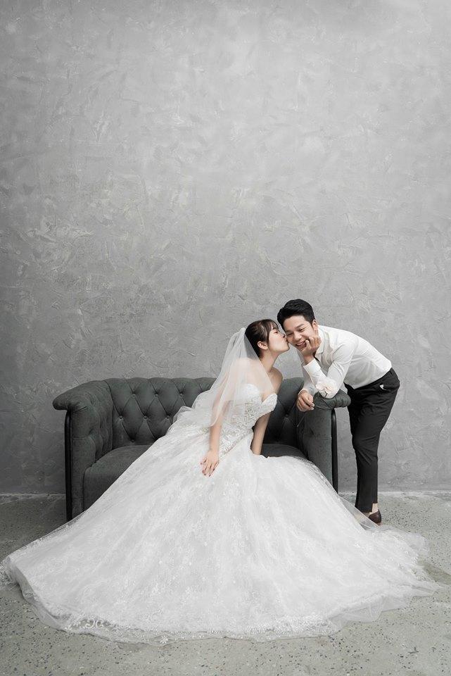 Album ảnh cưới theo phong cách Hàn Quốc 5