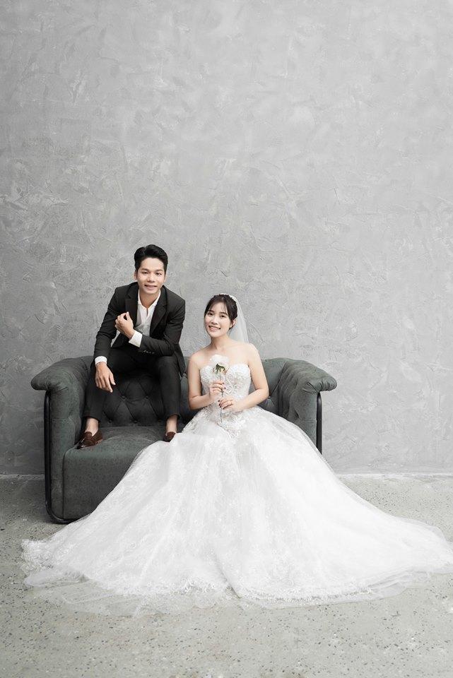 Album ảnh cưới theo phong cách Hàn Quốc 3