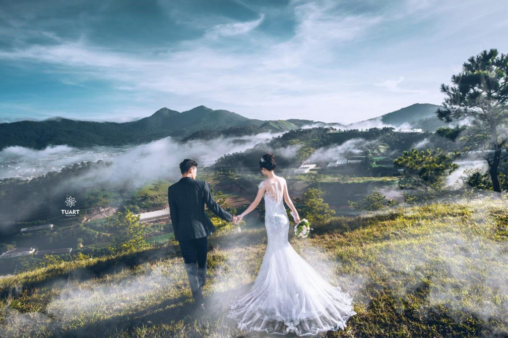 PRE WEDDING PHOTOGRAPHY IN DALAT