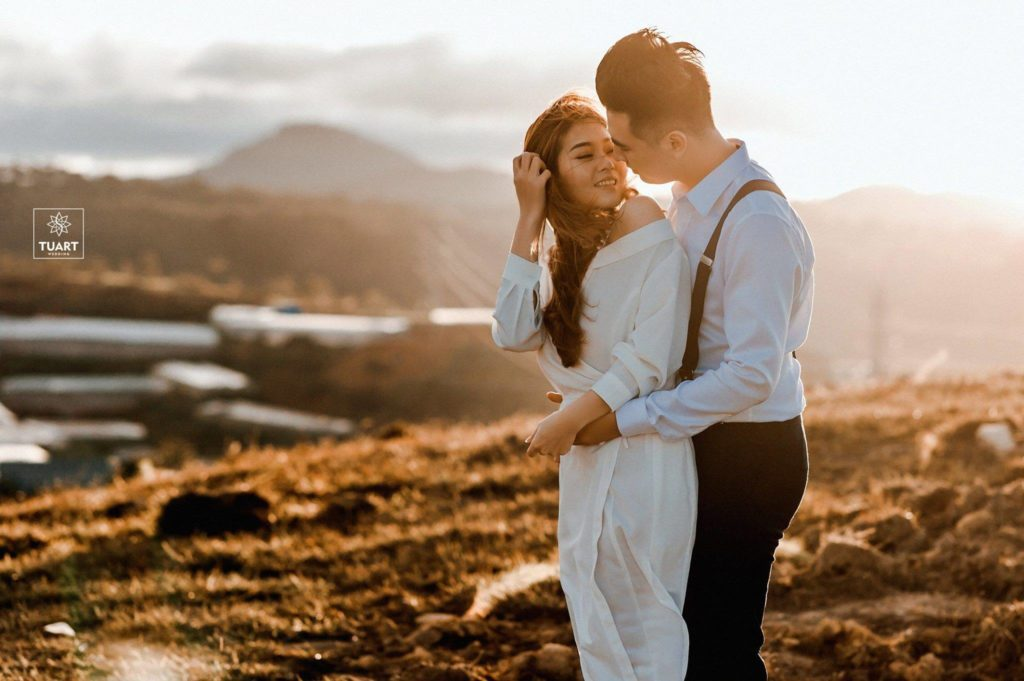 PRE WEDDING PHOTOGRAPHY IN VIETNAM