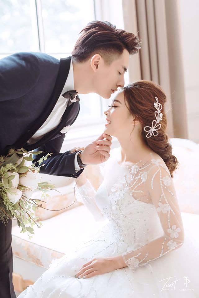 ảnh cưới đẹp sang chảnh