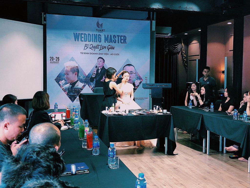 WEDDING MASTER K01 – Bí quyết kinh doanh thành công ảnh viện – áo cưới