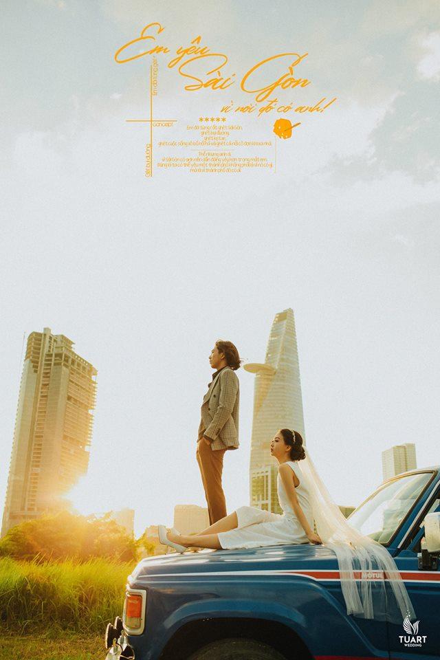 Album ảnh cưới tại Hồ Chí Minh 9