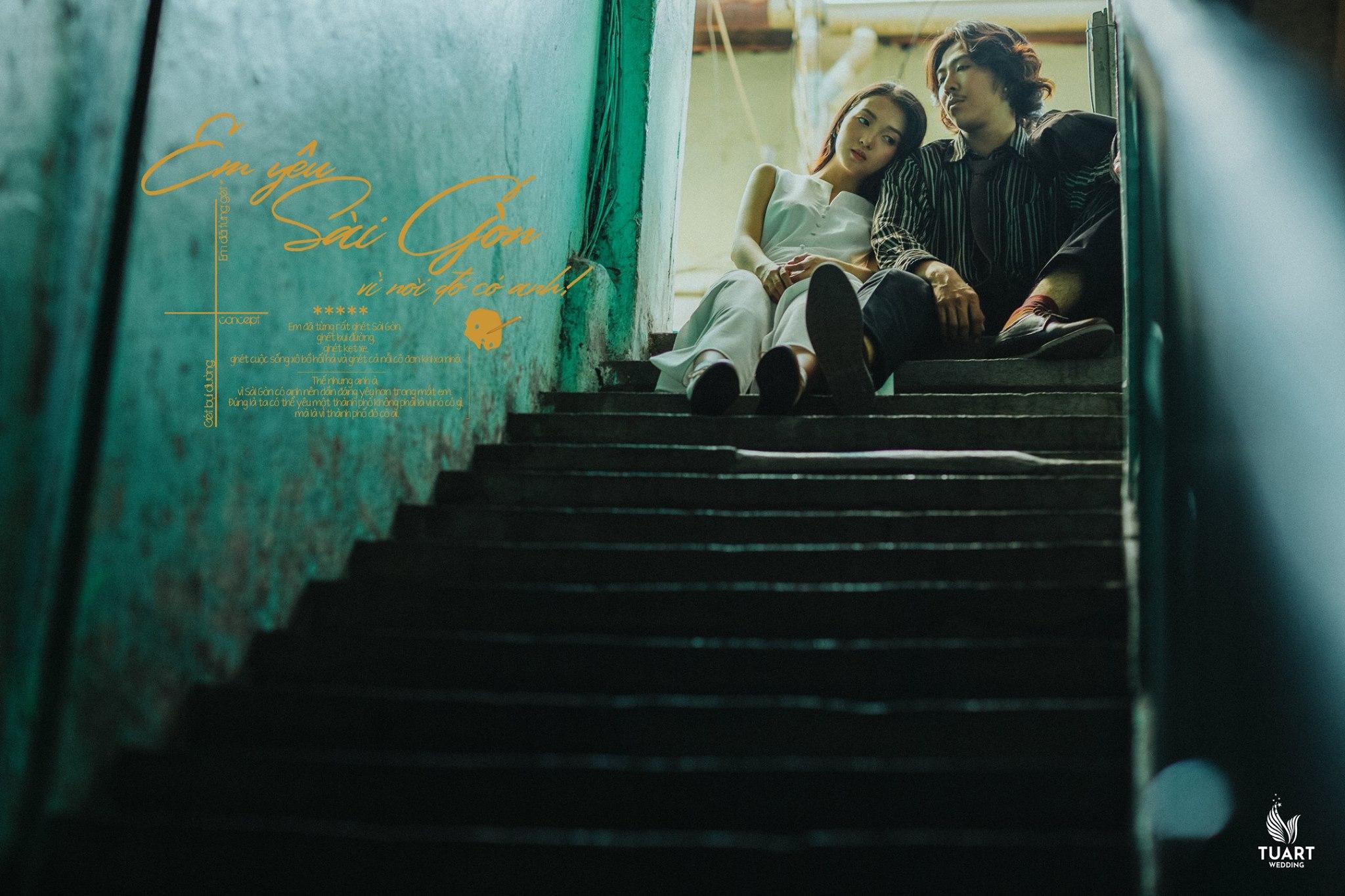 Album ảnh cưới tại Hồ Chí Minh 12