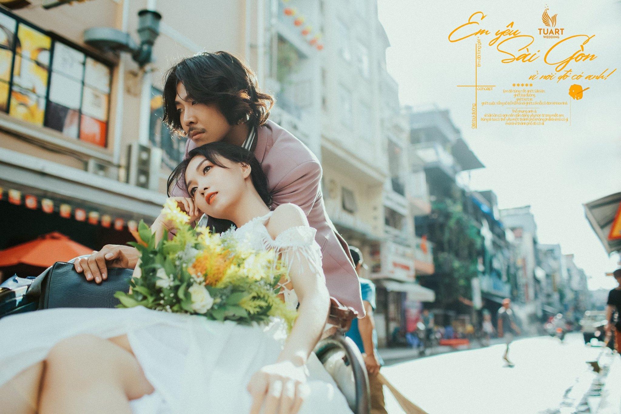 Album ảnh cưới tại Hồ Chí Minh 22