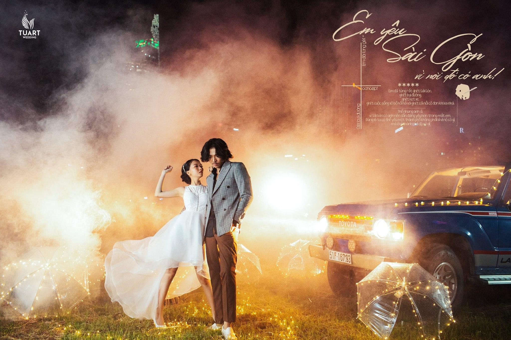 Album ảnh cưới tại Hồ Chí Minh 27