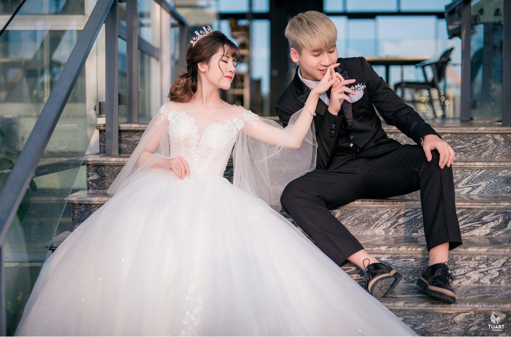 Xu hướng chụp ảnh cưới 2018 – 2019