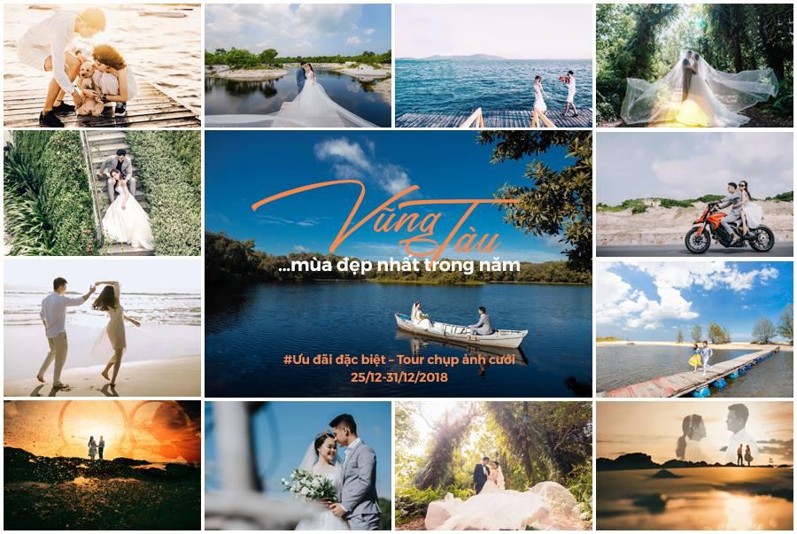 tour chụp ảnh cưới vũng tàu