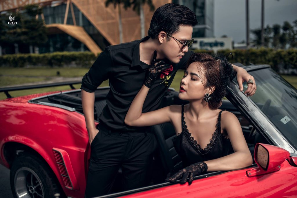 PRE WEDDING PHOTOGRAPHY VIETNAM