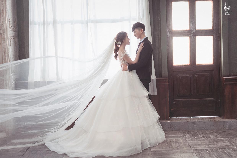 Album ảnh cưới đẹp tại Quán Cafe đẹp ở Hà Nội 13