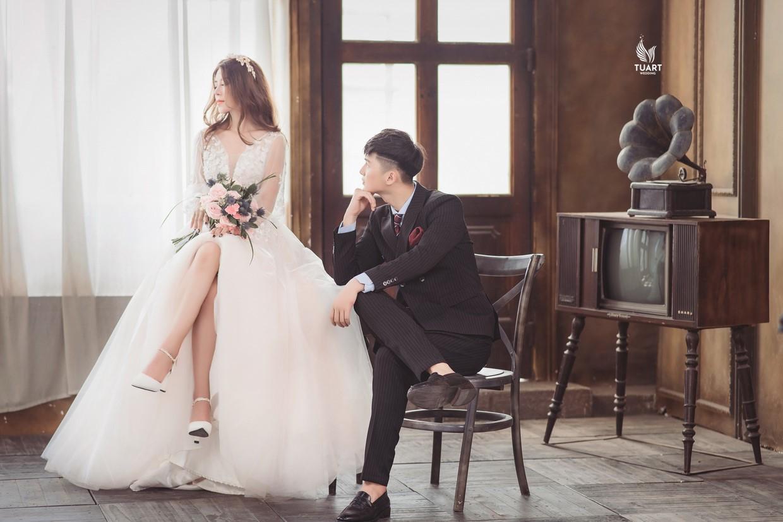 Album tại TuArt - Album chụp ảnh cưới đẹp phong cách Hàn Quốc 38