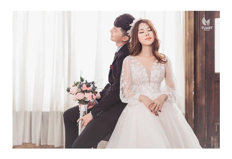 Album ảnh cưới đẹp tại Quán Cafe đẹp ở Hà Nội 12