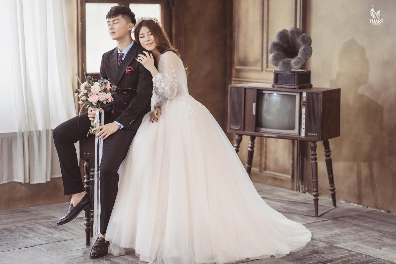 Album ảnh cưới đẹp tại Quán Cafe đẹp ở Hà Nội 14