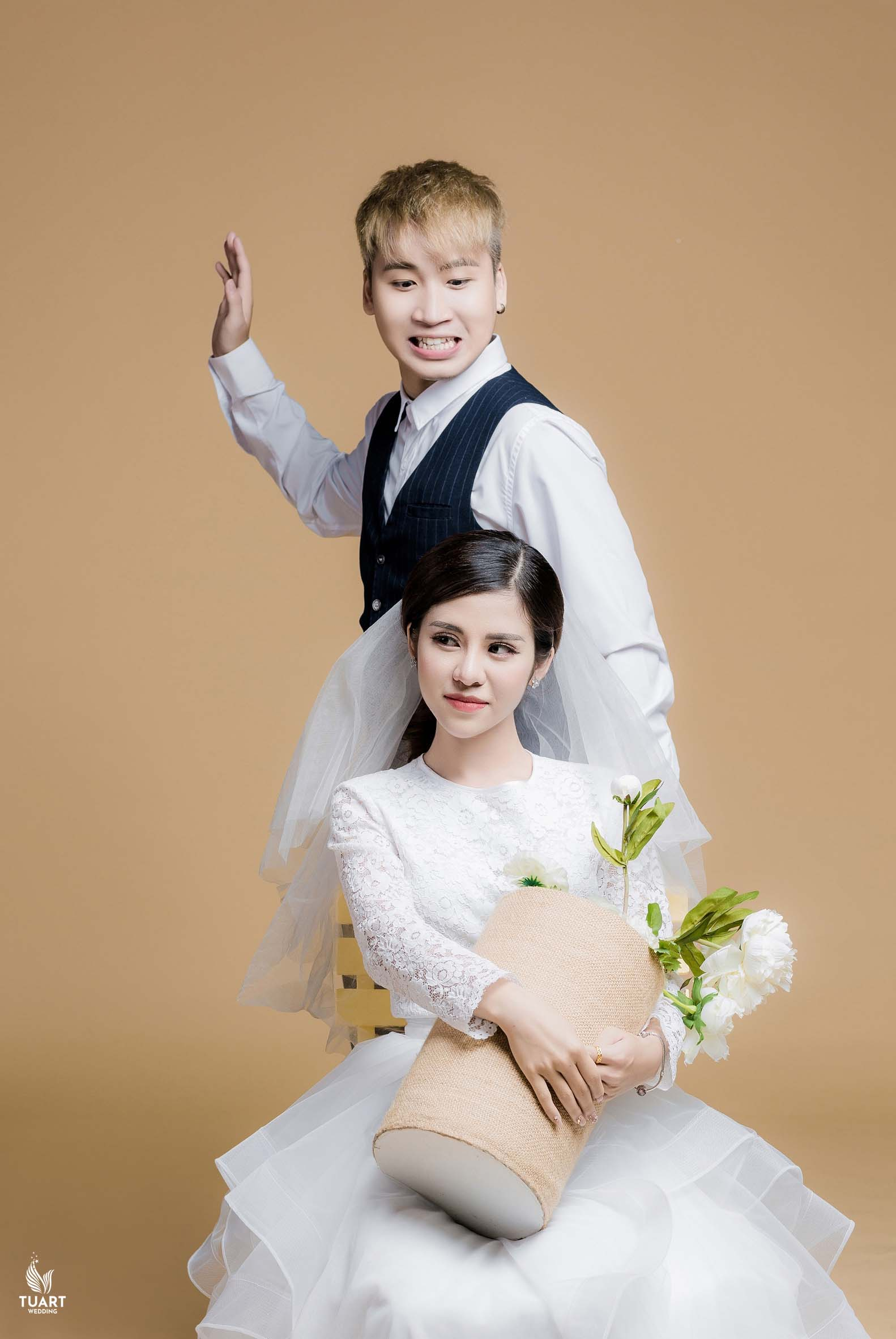 Album ảnh cưới Hàn Quốc tại Studio 9