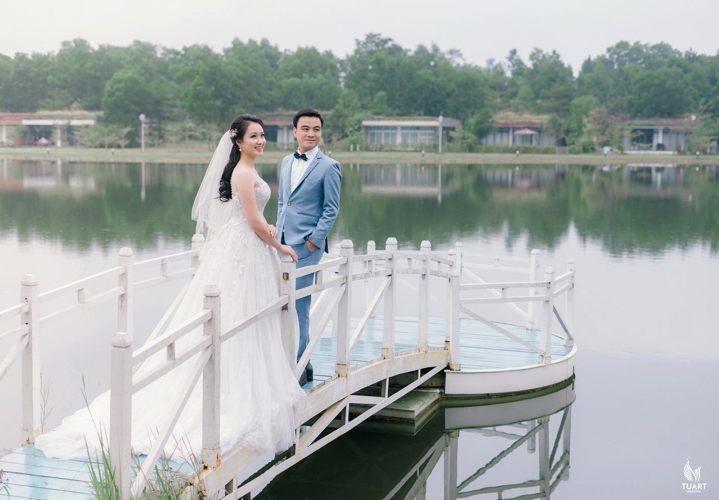 Album ảnh cưới tại Đại Lải