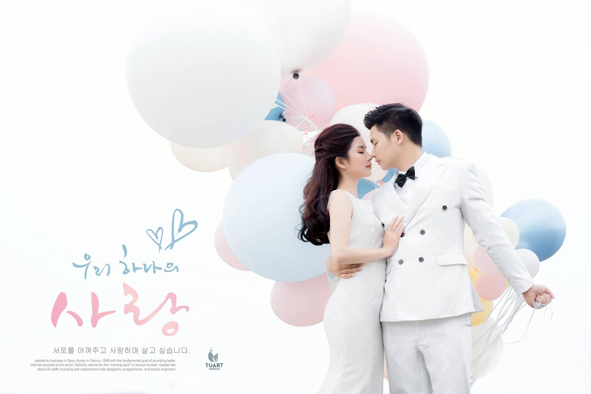 Album ảnh cưới ngoại cảnh Hà Nội
