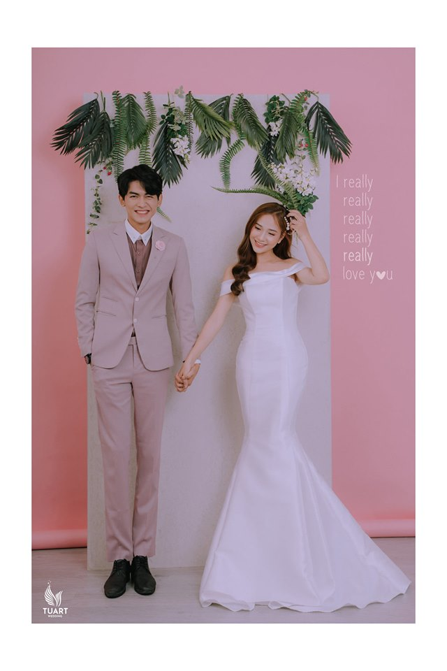 Album tại TuArt - Album chụp ảnh cưới đẹp phong cách Hàn Quốc 301