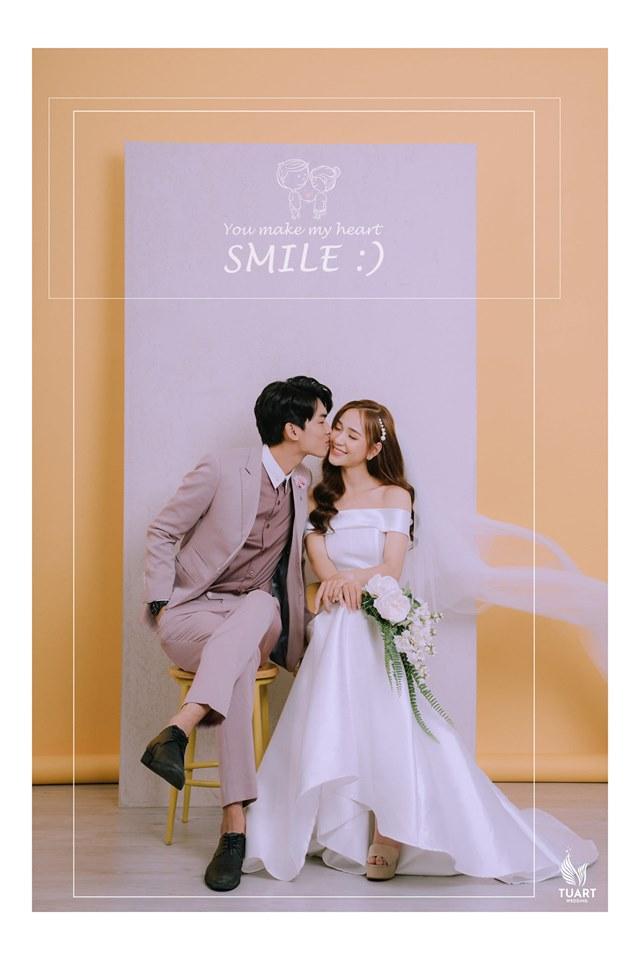 Album tại TuArt - Album chụp ảnh cưới đẹp phong cách Hàn Quốc 401