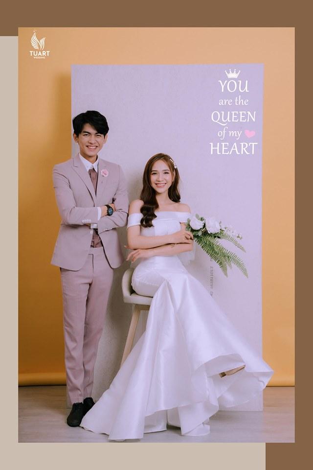 Album tại TuArt - Album chụp ảnh cưới đẹp phong cách Hàn Quốc 400