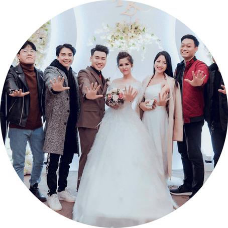 Vợ chồng Vloger trẻ nổi tiếng Huy Cung