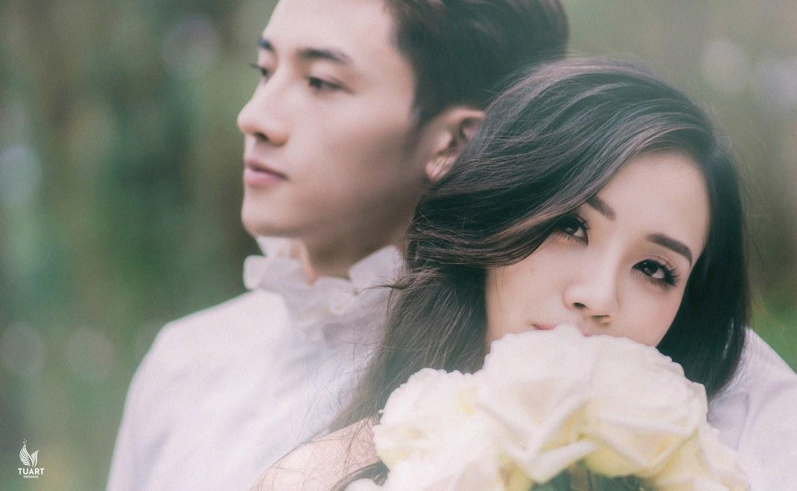 Album ảnh cưới đẹp Đại Lải: MC hotgril Ly Giáng Vũ 2
