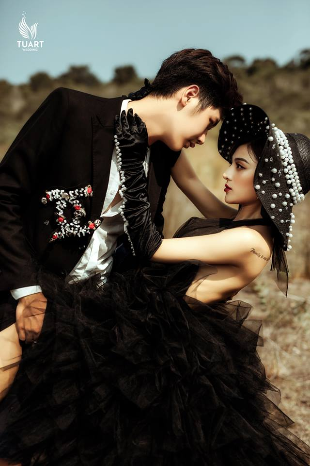 Album ảnh cưới đẹp ở Vũng Tàu 11