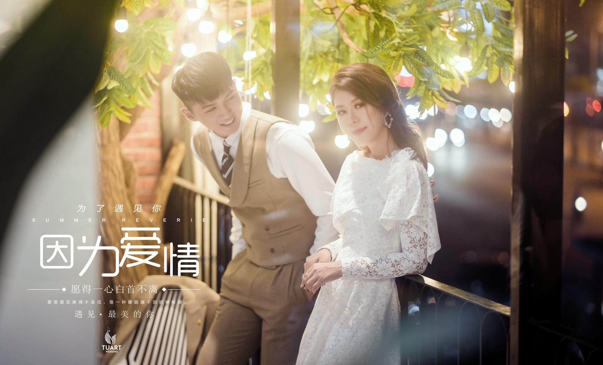 Album ảnh cưới đẹp tại Quán Cafe đẹp ở Hà Nội