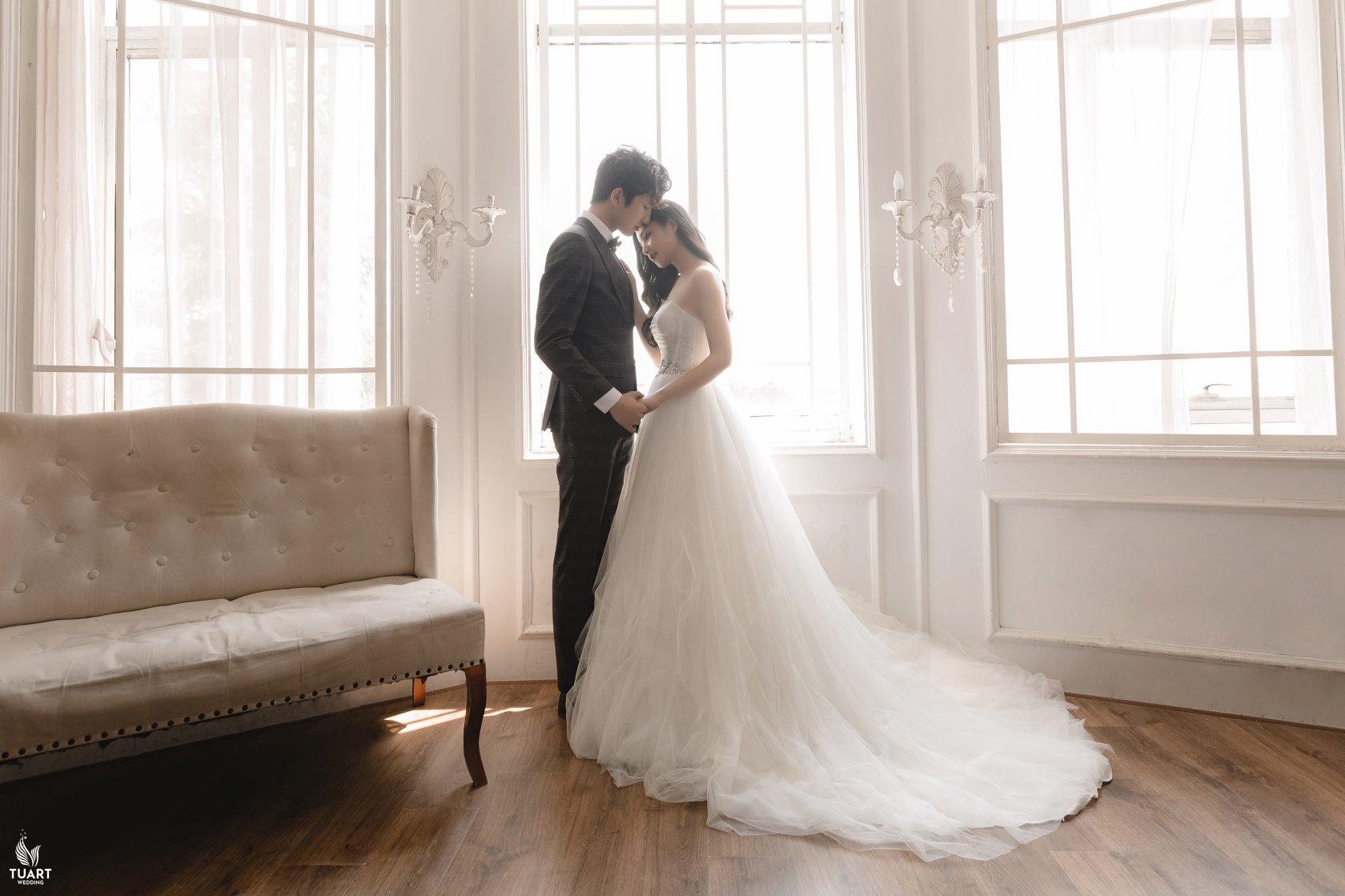 Album tại TuArt - Album chụp ảnh cưới đẹp phong cách Hàn Quốc 27