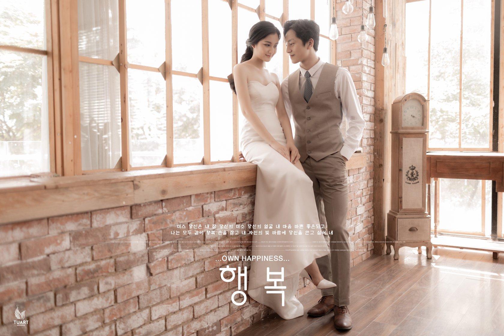 Album tại TuArt - Album chụp ảnh cưới đẹp phong cách Hàn Quốc 29