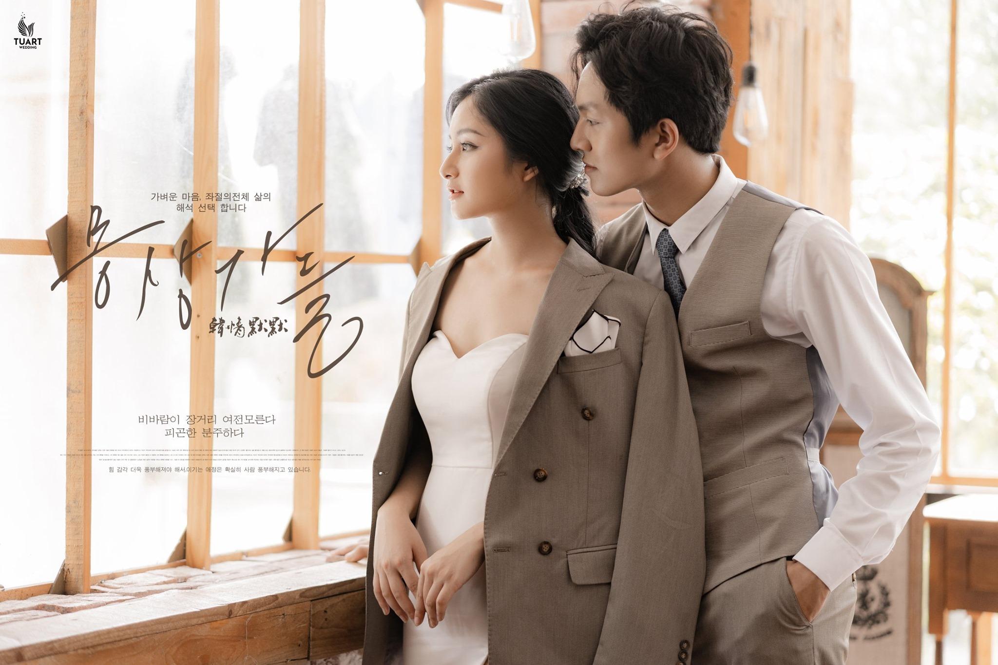 Album tại TuArt - Album chụp ảnh cưới đẹp phong cách Hàn Quốc 31