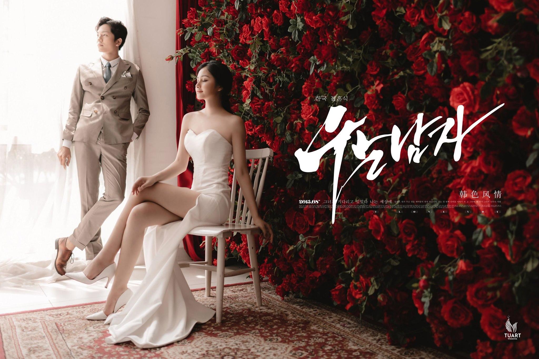 Album tại TuArt - Album chụp ảnh cưới đẹp phong cách Hàn Quốc 26