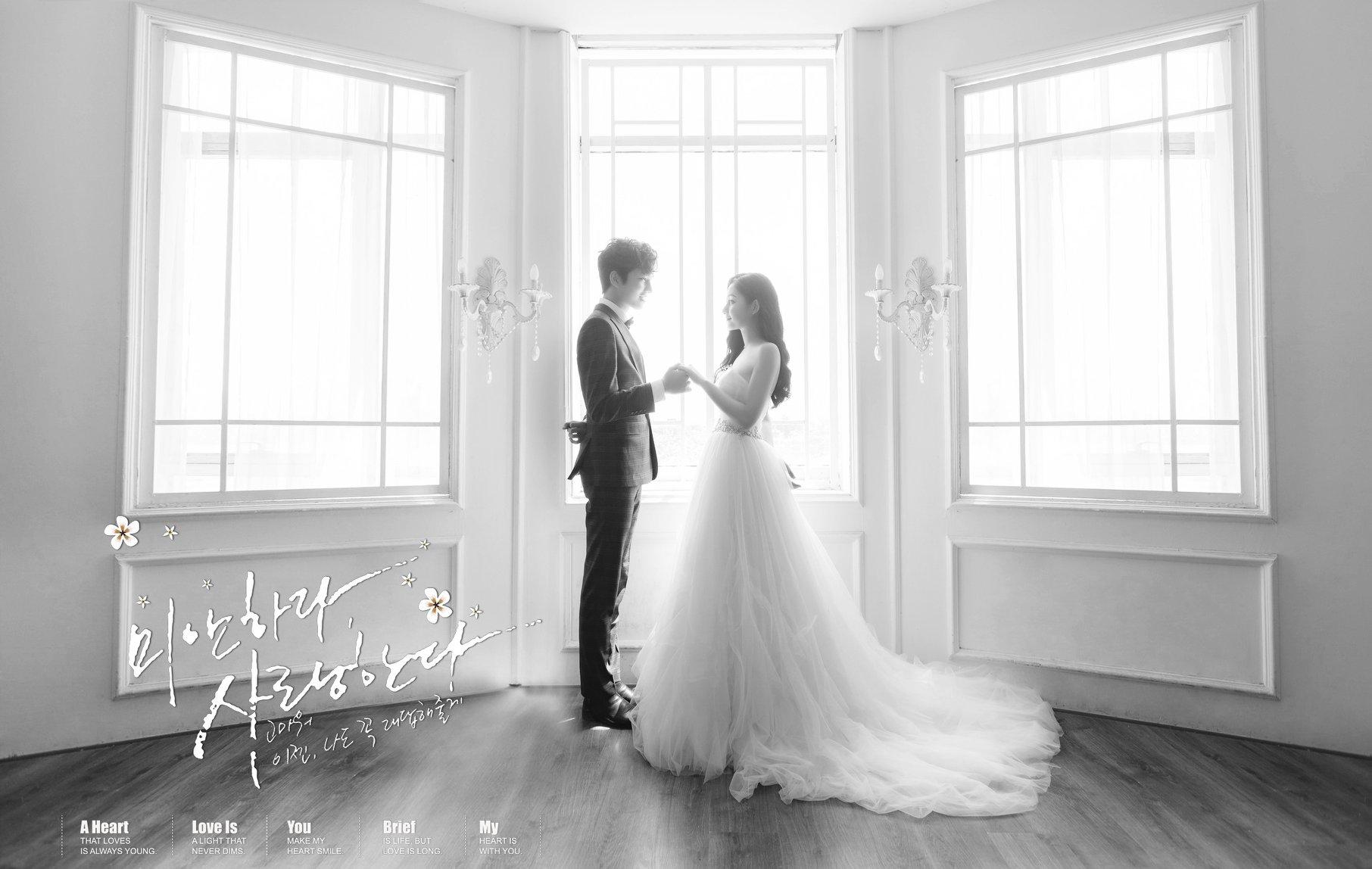 Album tại TuArt - Album chụp ảnh cưới đẹp phong cách Hàn Quốc 19
