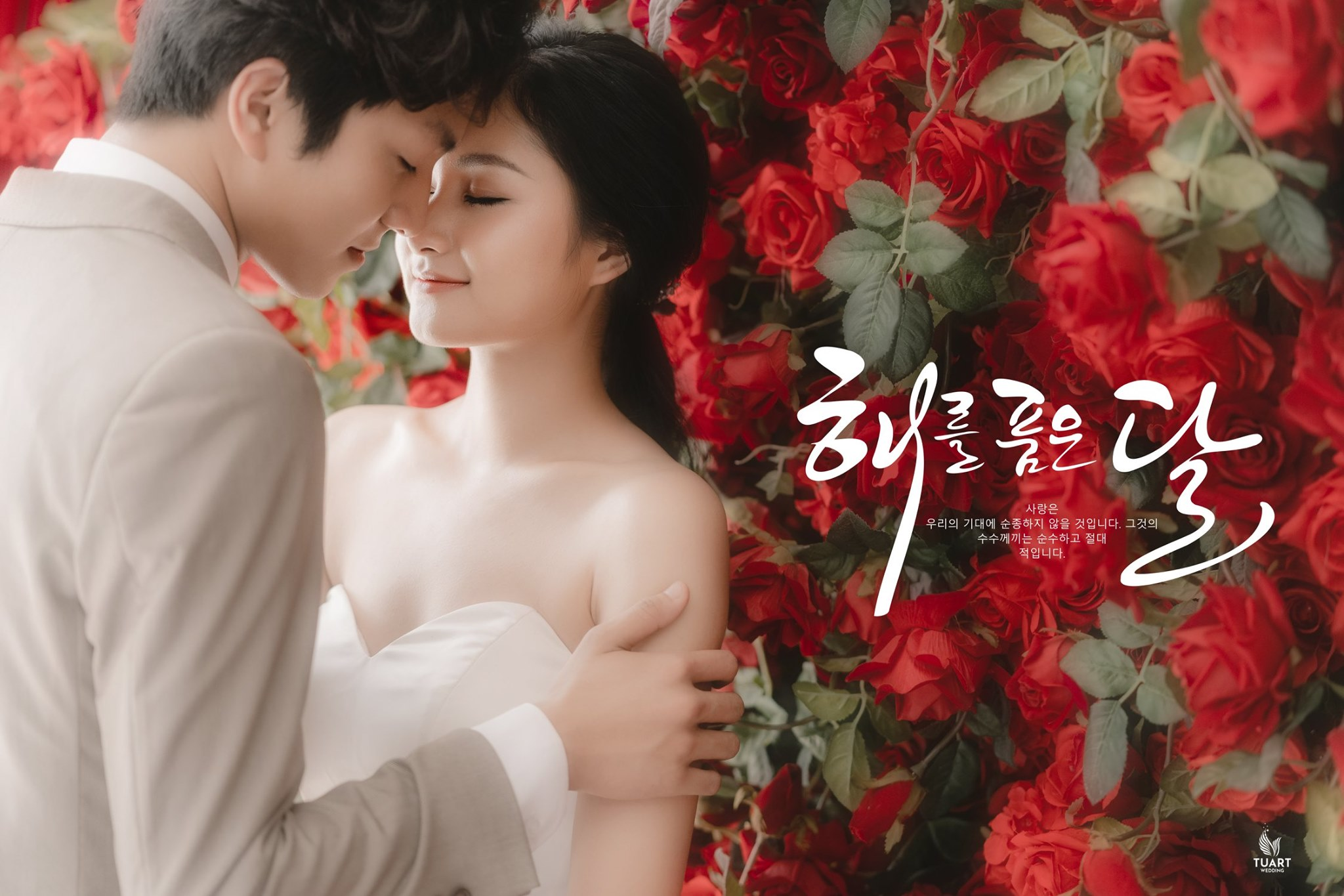 Album tại TuArt - Album chụp ảnh cưới đẹp phong cách Hàn Quốc 17