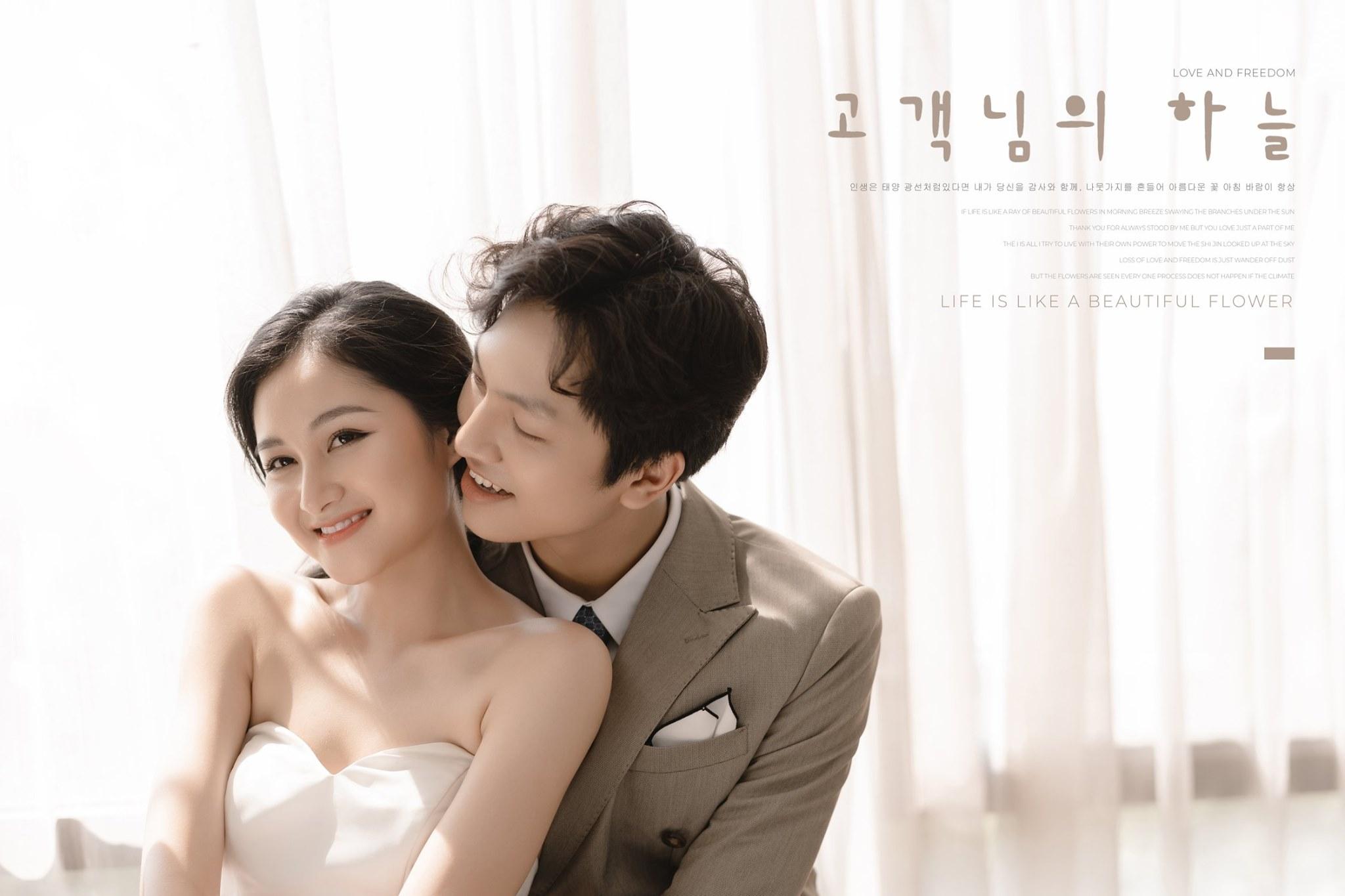 Album tại TuArt - Album chụp ảnh cưới đẹp phong cách Hàn Quốc 15