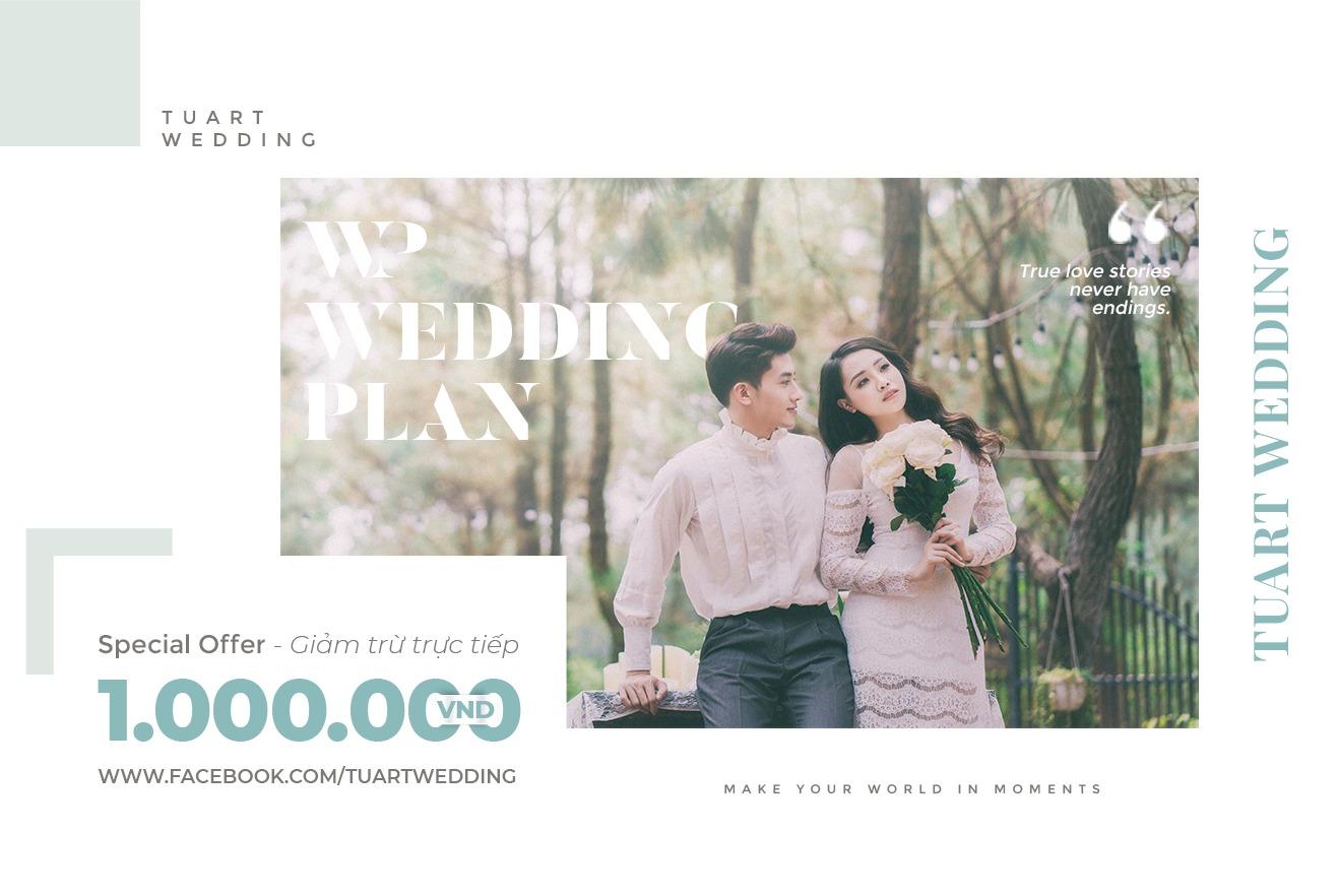"""""""WP – Wedding Plan"""": Chia sẻ bí quyết lập kế hoạch chụp ảnh cưới hoàn hảo"""