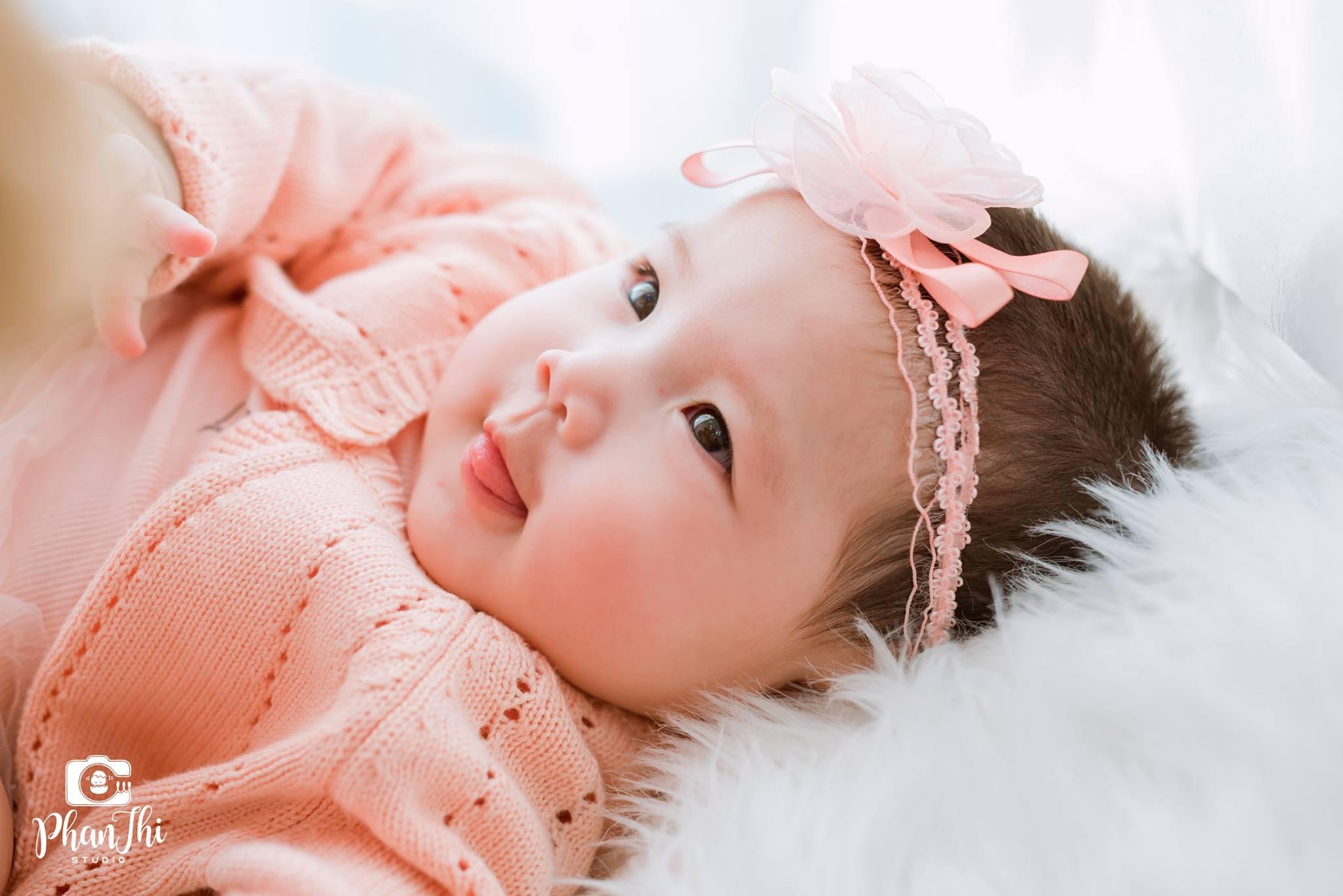 Chụp ảnh cho bé đẹp nhất ở Hà Nội