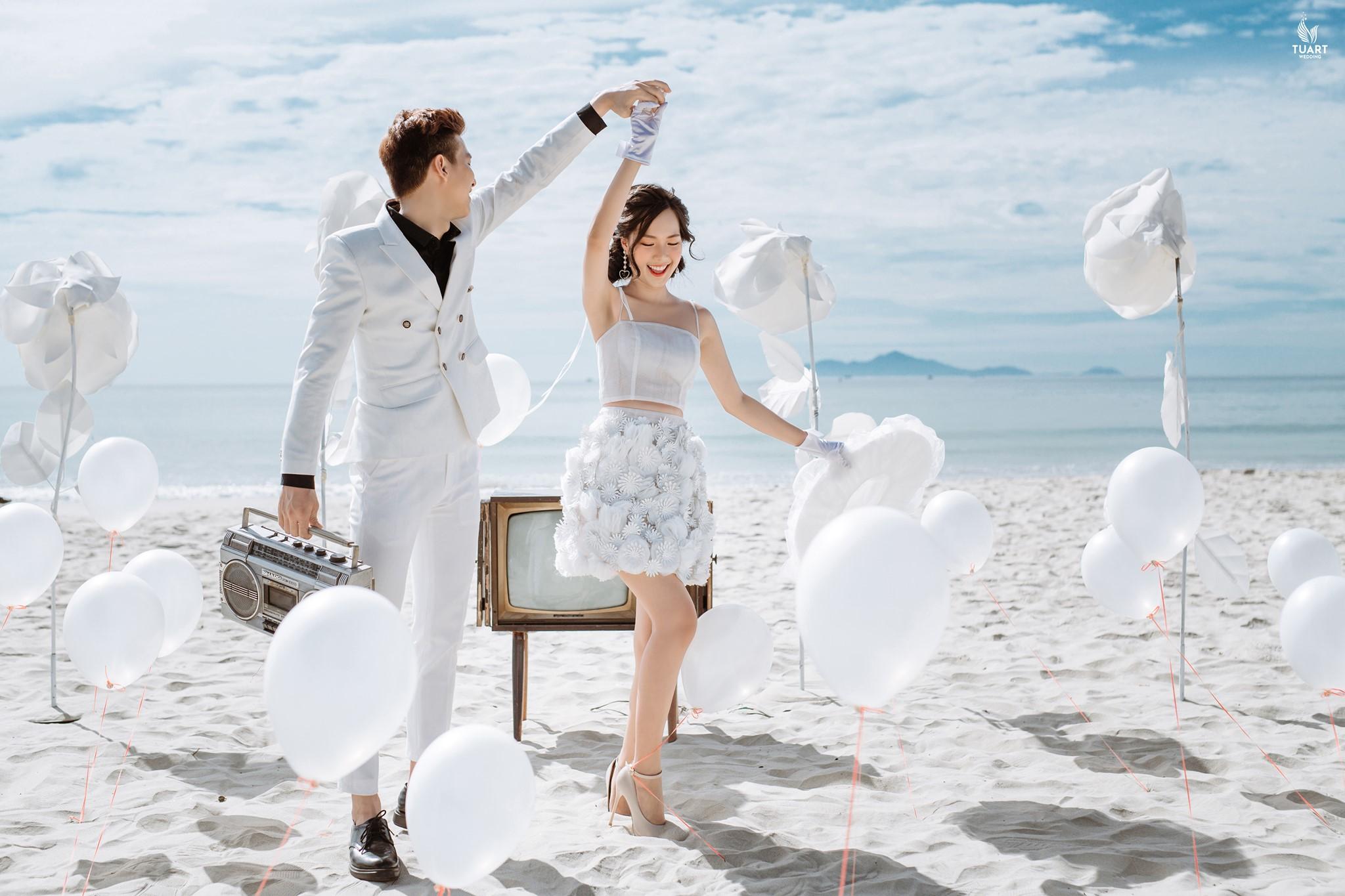 Album ảnh cưới concept Đà Nẵng 1
