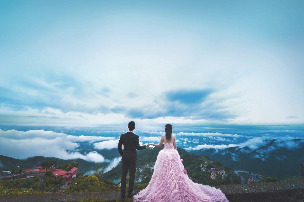 studio chụp ảnh cưới tam đảo