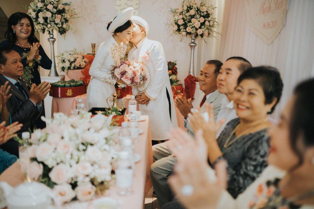 Những điều cần biết trong lễ đón dâu