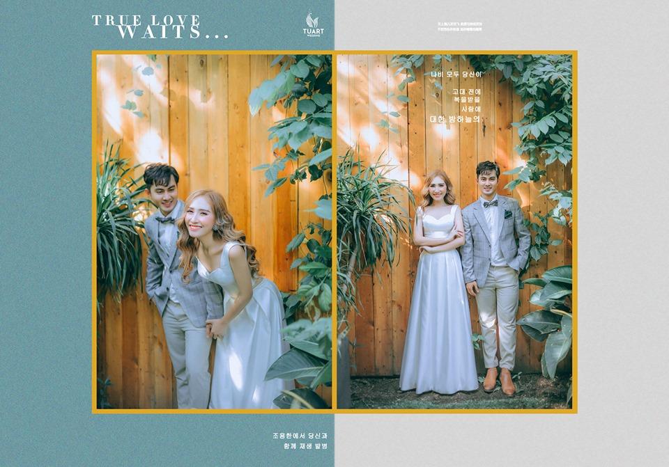 Album ảnh cưới đẹp ở Sài Gòn