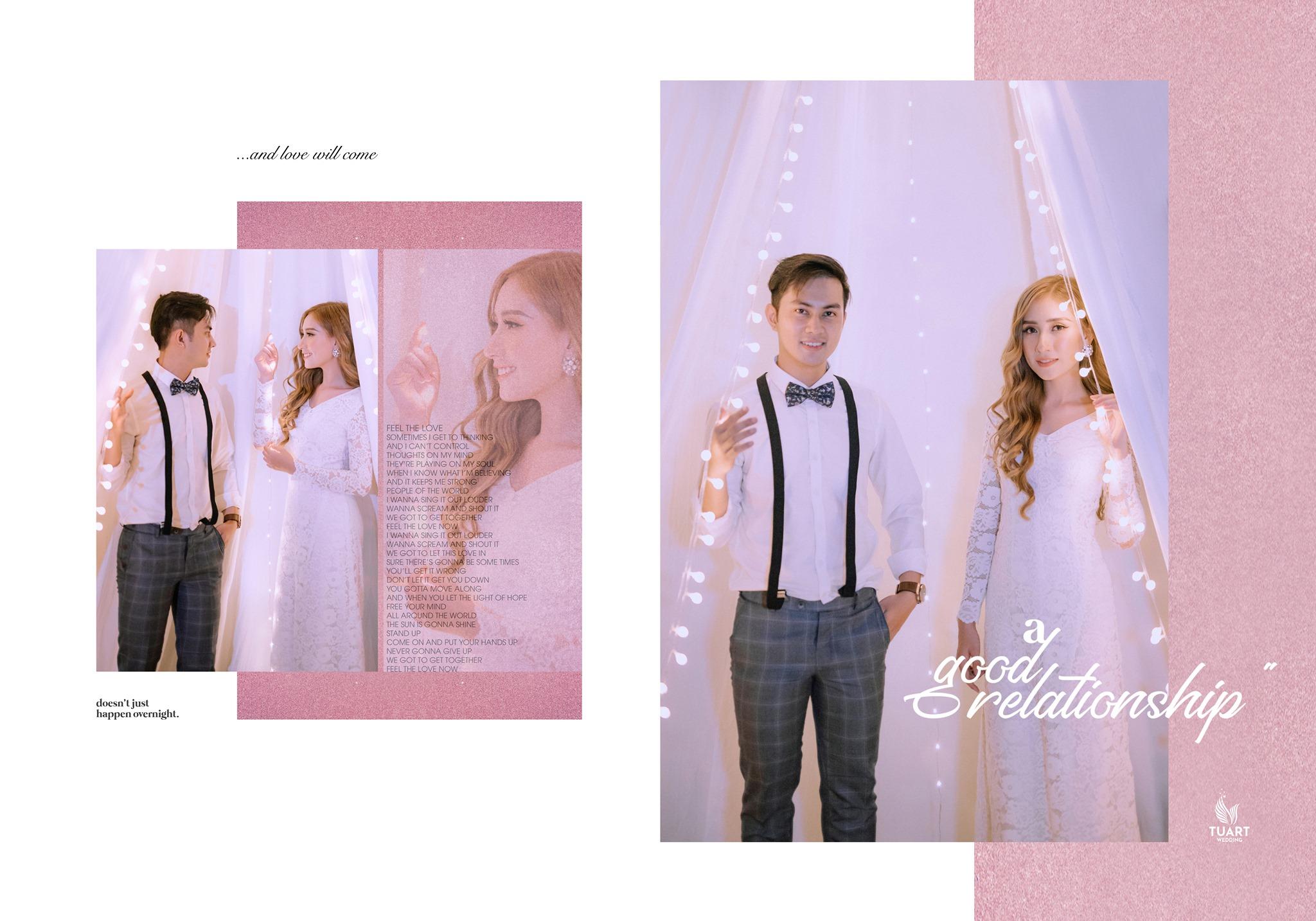Album ảnh cưới đẹp ở Sài Gòn 6