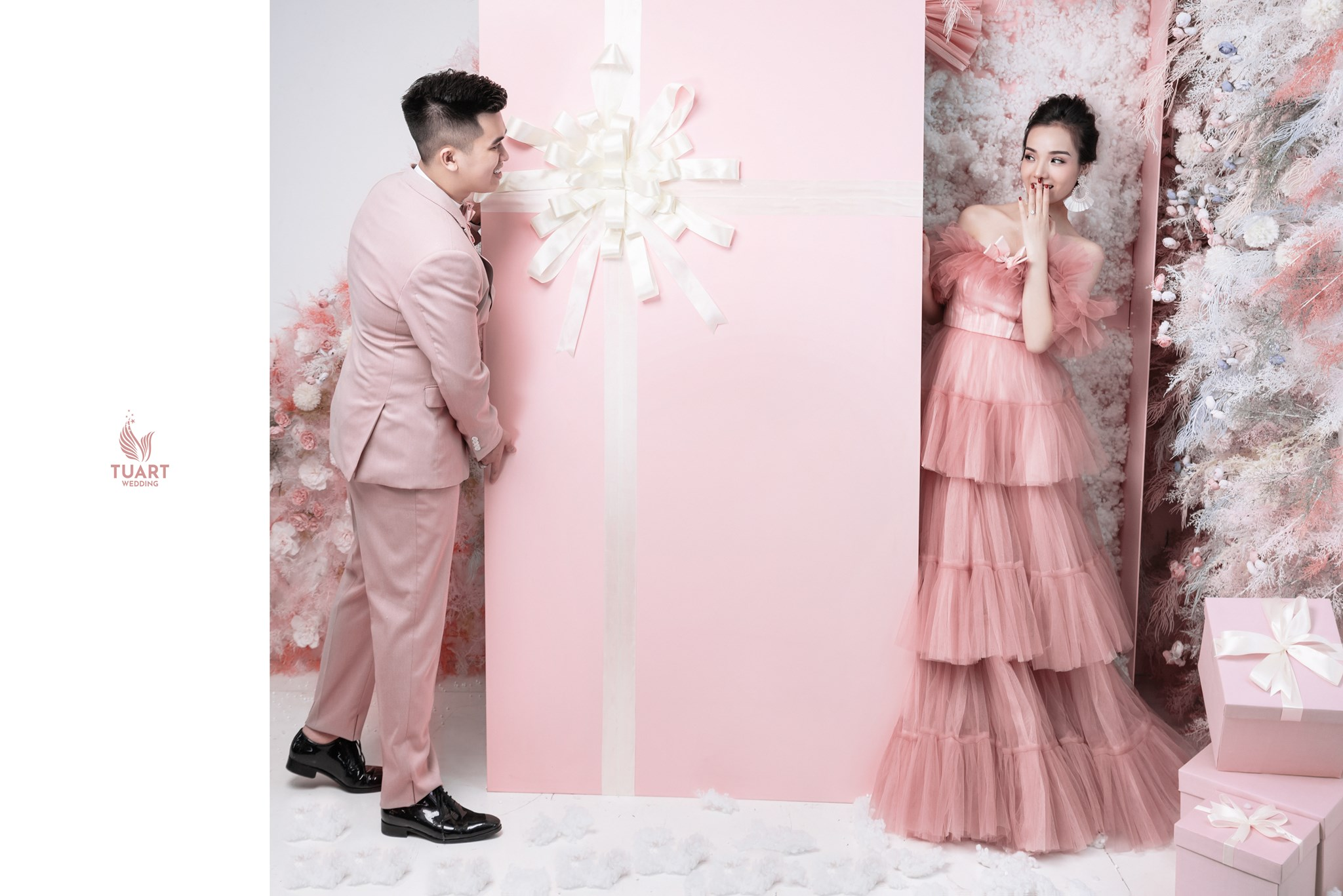 Album ảnh cưới đẹp theo concept tại Studio 9