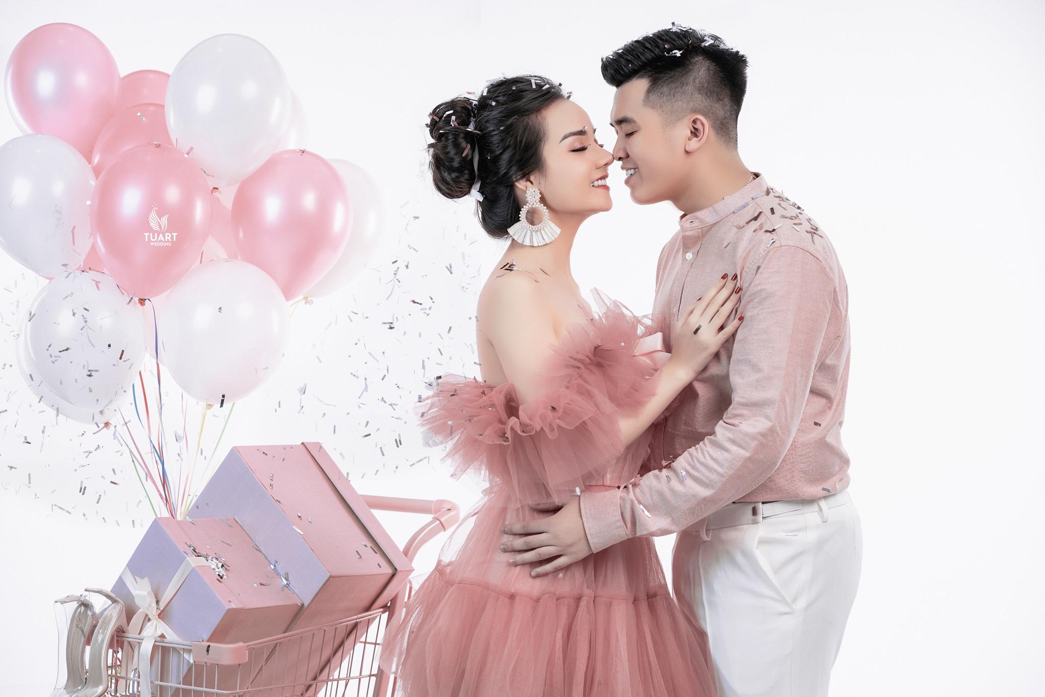 Album ảnh cưới Hàn Quốc tại Studio 7